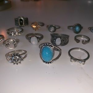 Ring grab bag (*ADD ON)